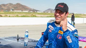 Drissi leads practice session as Trans Am West opens Auto Club Weekend