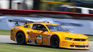 Rookie Aaron Quine Finishes Fifth in Trans Am Debut at Mid Ohio