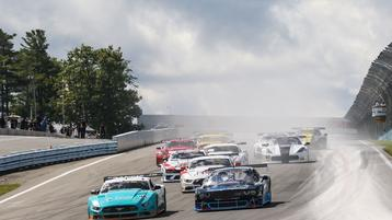 Pole and Win for Ernie Francis Jr. Trans Am Weekend at Watkins Glen International