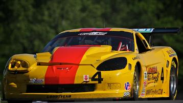 Tony Ave Shatters Mid-Ohio Track Record in Trans Am Qualifying