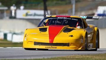 Tony Ave captures his first Trans Am win of the year, Peterson takes 2013 Championship