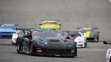 Tomy Drissi Heads to Daytona Speedway for Trans Am Finale