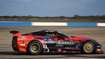 Tomy Drissi Takes 2nd In a Thrilling Return to TransAm presented by Pirelli at Sebring