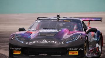 Tomy Drissi Grinds Out A Top-10 Finish Taking 7th at Homestead-Miami Speedway