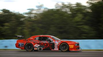 Jason Hart Gives Dodge Challenger First TA2 Pole of the Season