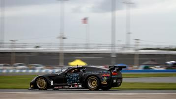 Rain Strategy Nearly Pays Off for Drissi… Impressive 5th Place Run, None-the-Less