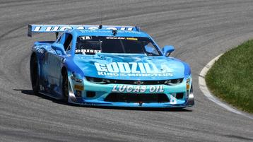 Burtin Racing Heads to Midsummer Break After Top Five at Lime Rock Trans Am