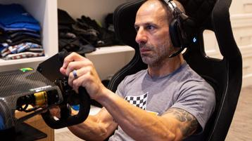 Tony Kanaan Enters Trans Am by Pirelli Esports Championship at Daytona International Speedway