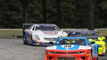 Competitive Trans Am Weekend for Gregg at Virginia Showdown