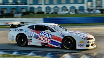 LIQUI MOLY Extends Partnership with Stevens-Miller Racing