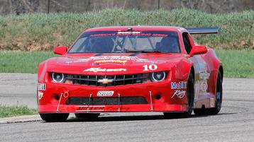 Miller Racing announces #10 Camaro, opening door for return of Miller