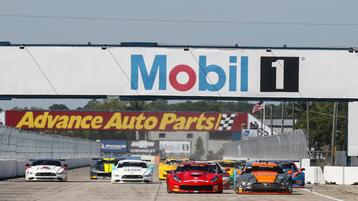 Strong Launch for Trans Am by Pirelli Streaming at at Sebring