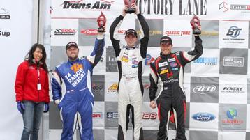 Gar Robinson Earns His Second Podium Finish of the Season at Watkins Glen
