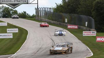 Burtin Racing Roar Back With Boris Said, Notching Podium Second at Road America