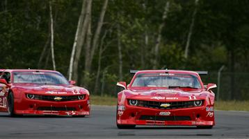 Trans Am's weeked at Brainerd International Raceway