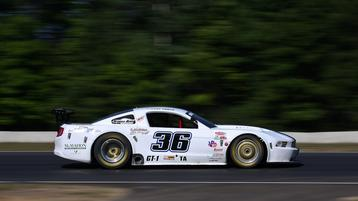 Ebben and Stretch lead second practice at Brainerd International