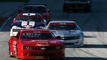 Two days, two races and a whole lot of Trans Am