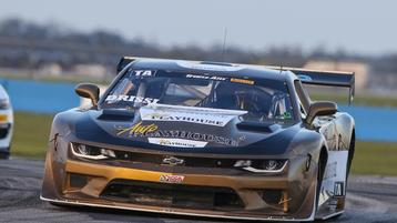 Tomy Drissi Aiming to Turn Pace into Points at Road Atlanta Trans Am
