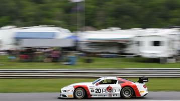 DYSON TAKES POLE FOR TRANS AM MEMORIAL DAY CLASSIC