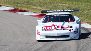 Tony Ave Racing and Paul Fix Stay in Trans Am Title Fight with Second-Place Finish in New Orleans