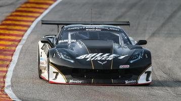 Burtin Racing Puts Up Strong Fight at Road America