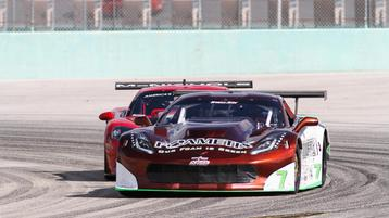 Burtin Top-5 in Championship Leaving Homestead-Miami