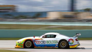 Stanton Barrett and Gar Robinson claim Homestead-Miami poles, break records