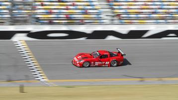 Victory and History for Ruman at Daytona Trans Am Finale