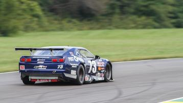 Kevin Poitras takes second at VIR for Mike Cope in Trans Am's TA2 class