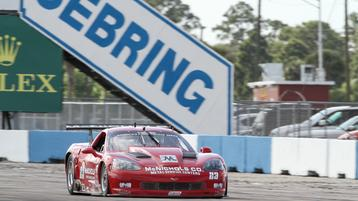 Ruman Takes Pole and Win in Trans Am Foametix® 100 Season Opener at Sebring