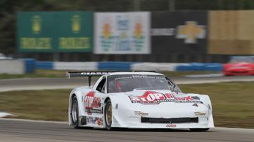 SOLID SEBRING THIRD FOR PAUL FIX