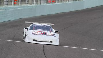 PAUL FIX THIRD AT HOMESTEAD, SECOND IN POINTS