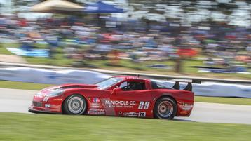 Strong Mid-Ohio run slips away from Ruman in Trans Am Round 7