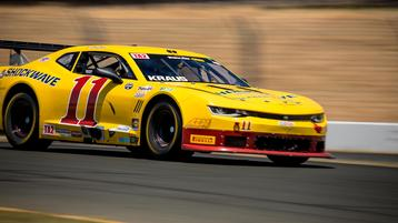 KRAUS GRABS OVERALL VICTORY AT SONOMA IN TRANS AM DEBUT