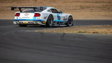 Pickett Sets Trans Am Qualifying Record in Sonoma