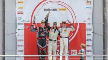 Drissi Maintains Fine Form With Podium Finish At COTA