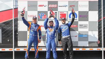 GAR ROBINSON WINS THE TRANS AM SERIES' DEBUT RACE AT NOLA MOTORSPORTS PARK