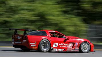 Lime Rock ends too early for Ruman