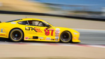 California Drive Ends With Disappointment for Damon Racing After Quick Paced Laguna Trans Am Weekend