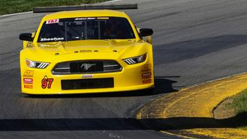 Sheehan Focused on Results at Road America