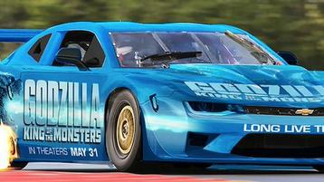 King of the Monsters! Look Out for Godzilla as Tomy Drissi Aims to Go One Better at Laguna Seca