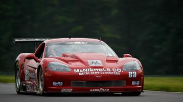 Ruman Climbs to Top Step of Podium with a Trans Am Win in New Jersey