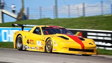 Paul Fix returns to Trans Am in the #4 Corvette for Lime Rock and Watkins Glen