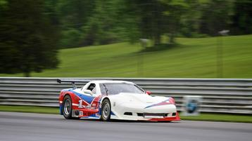 Trans Am takes to wet track at Lime Rock for unofficial session