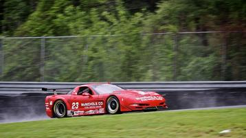 Ruman Racing Rallies to Finish Fifth at Lime Rock Park