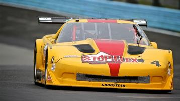 Rain prevails at Watkins Glen, slows second practice session