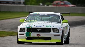 Bodle shows off flexibility of TA3, production racing, at Road America