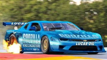 Godzilla Heads East as Championship Challenger Tomy Drissi Bids For Lime Rock Glory