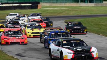 Mosack Makes Impressive Debut at VIR with M1 Racecars