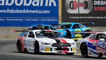Big Diehl Racing Resumes Trans Am Championship at Mid-Ohio Sports Car Course